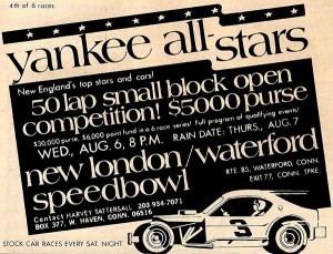 Yankee All-Stars (8-1-75)