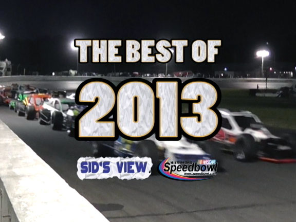 2013 Speedbowl Year in Review