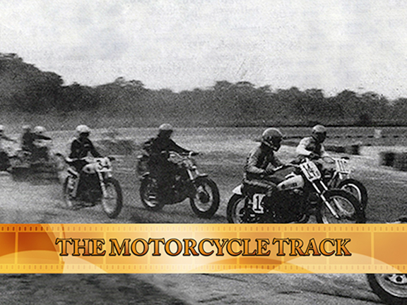 Speedbowl Doc Shorts – 1972 Motorcycle Track